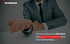 Camara Cria Fundo De Rs 15 9 Bi Para Garantir Emprestimos Para Microempresa Abrir Empresa Simples - Contabilidade em Palmas