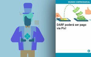 Darf Podera Ser Pago Via Pix - Contabilidade em Palmas